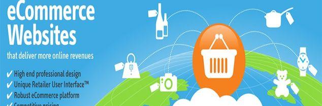 q best e commerce website design company in bangalore