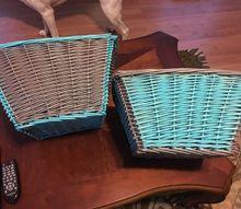 simple basket update