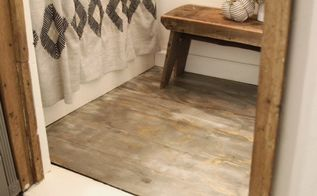 diy plywood flooring