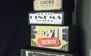 easy fun movie theater room decor