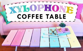 xylophone coffee table