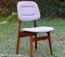 how to reupholster mid century modern chairs