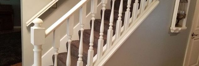 q update interior stair spindles