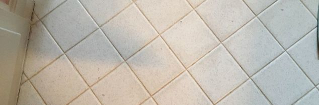 q can old ceramic tile bath floor be painted if so what s the best way