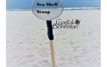 sea shell scooper upper
