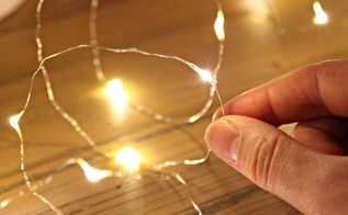 why fairy lights are the most popular material this week