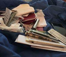 organizing a smallish purse