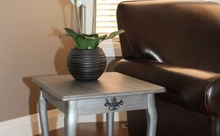 Stain Shaded High Top Table Hometalk