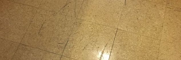 q how do i repair an old cork floor or remove it