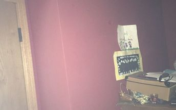 q how to make my open wall and make empty space into a book case