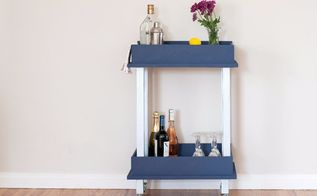give old drawers a new glamorous purpose