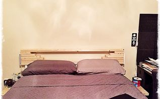 how to the queen mini shelf headboard, The End