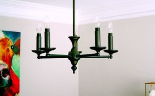 updating a light fixture for cheap or free
