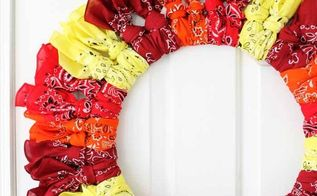 thanksgiving wreaths make a turkey wreath