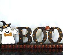faboolous diy halloween sign
