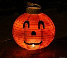 diy halloween pumpkin lanterns upcycled crafts