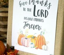 make this easy diy fall sign and free printable