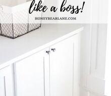 build cabinet doors like a boss