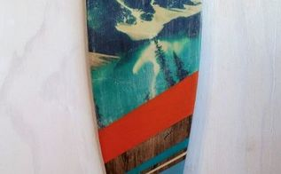 create an original piece of paddle art with annie sloan products