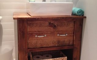 diy bathroom vanity base, bathroom ideas, painted furniture, woodworking projects