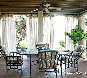 Outdoor Curtains Inexpensive Outdoor Curtains Curtain Rods Out Of Plumbing  Pieces, Home Decor, Repurposing