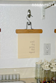 diy laundry room art, crafts, DIY laundry room art