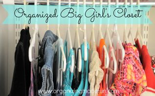 how to get an organized kids closet, closet, organizing