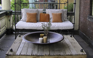 rust restoration, crafts, repurposing upcycling, Go find yourself a rusty fire pit and enjoy it on a table as an architectural detail in your house or as a light