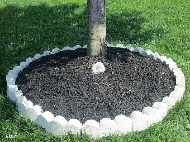 Reviving landscaping bricks hometalk for Landscaping bricks