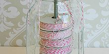 a fun way to organize your craft room, organizing, I needed a way to organize my ever growing collection of baker s twine