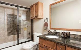 don t ignore the smaller bathroom remodel, bathroom ideas, home decor, home improvement