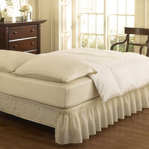 i need a dust ruffle for my queen sleep number bed.   hometalk