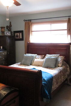 no cost ways to update your master bedroom, bedroom ideas, home decor