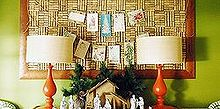 christmas in the dining room, christmas decorations, seasonal holiday decor