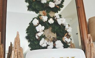 Diy Rustic Christmas Wreath Hometalk