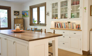 farmhouse kitchen remodel, home decor, home improvement, kitchen design, kitchen island