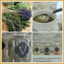 five fabulous tutorials from around the web, chalkboard paint, crafts, create your own spice blend