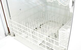 get a clean dishwasher with vinegar, appliances, cleaning tips, All Clean