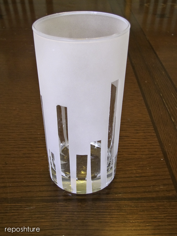 Get The Look Of Etched Glass With Spray Paint Hometalk