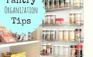 pantry organization tips, closet, kitchen design, organizing, Pantry Organization Tips
