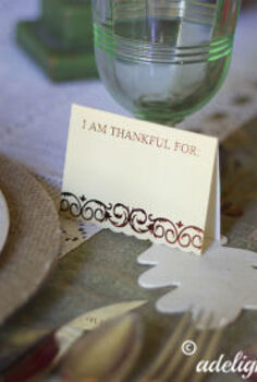 giving thanks a thanksgiving tablescape, seasonal holiday d cor, thanksgiving decorations