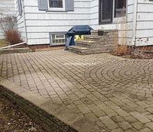 retaining wall repair patio repair monroe county rochester ny, diy, fences, home maintenance repairs, outdoor living, patio