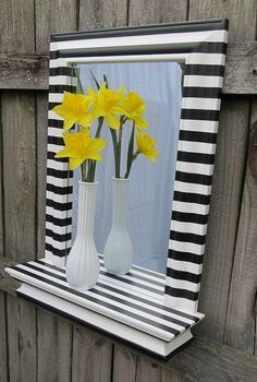 wayfair hometalk diy blogger challenge project, crafts, painting, voila Love it