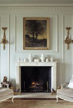 characteristics of classic traditional style decorating, home decor, living room ideas