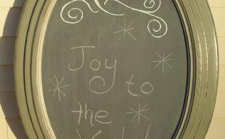 ballard designs knock off chalkboard, chalkboard paint, crafts, After