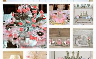 valentine round up valentinesday, christmas decorations, seasonal holiday d cor, valentines day ideas