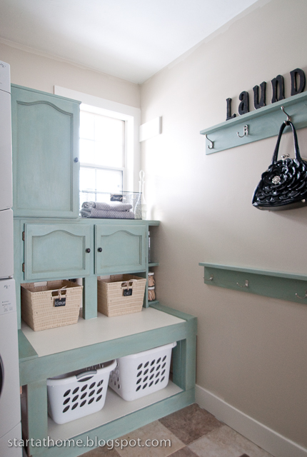Diy Weekend Laundry Room Cleaning Tips Garages Laundry Rooms Storage Ideas