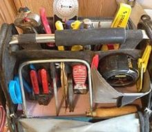 hand tool organizing tool tote, organizing, tools