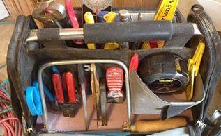 hand tool organizing tool tote, organizing, tools