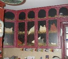 painted kitchen cabinets, diy, kitchen cabinets, kitchen design, painting